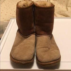 UGG Shoes - Patchwork Ugg Boots